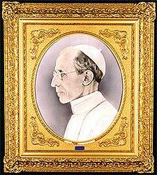 PIVS PP XII. VENERABILIS A DIE XIX MENSIS DECEMBRIS AN. DÑI. MMIX