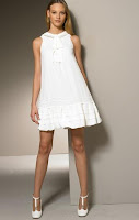 Chloe | Bow-Front dress | Bergdorf Goodman | Designer | Fashion | Sale