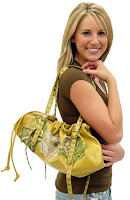 Floral Applique Purse | Designer | Fashion | Handbags | Sale