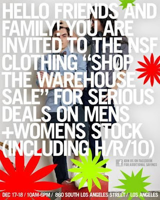 NSF | Clothing | Warehouse | Sale