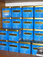 twinings tea at the tea shop london