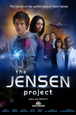 Filme Poster The Jensen Project DVDRip RMVB Legendado