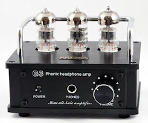 G3 Tube Headphone Amplifier: