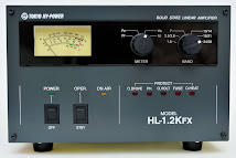 Tokyo Hy-Power HL-1.2Kfx High Frequency Linear Amplifier.