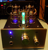Ella W6 SEPP Tube Headphone Amplifier: