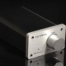 "Topping TP-10, Mk II ""Class-T Amp"" (Tripath TA2024 Chipset)"