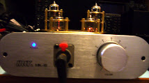 "HLLY MK-III 3 ""Super Tube"" Headphone Amplifier."