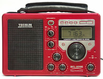 Tecsun BCL-2000 Red:
