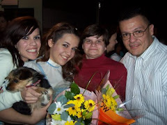 The Camacho family attending the Wizard of Oz