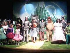 Kadie Camacho as Dorothy in Wizard of Oz