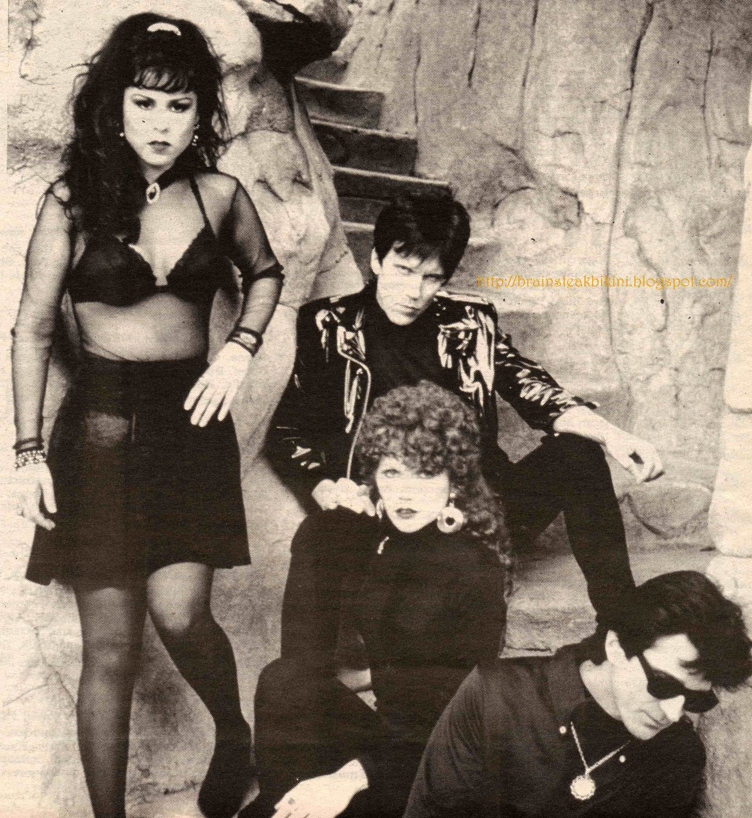 the cramps how to make a monster