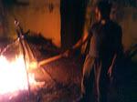 Haciendo el Culto al Fuego