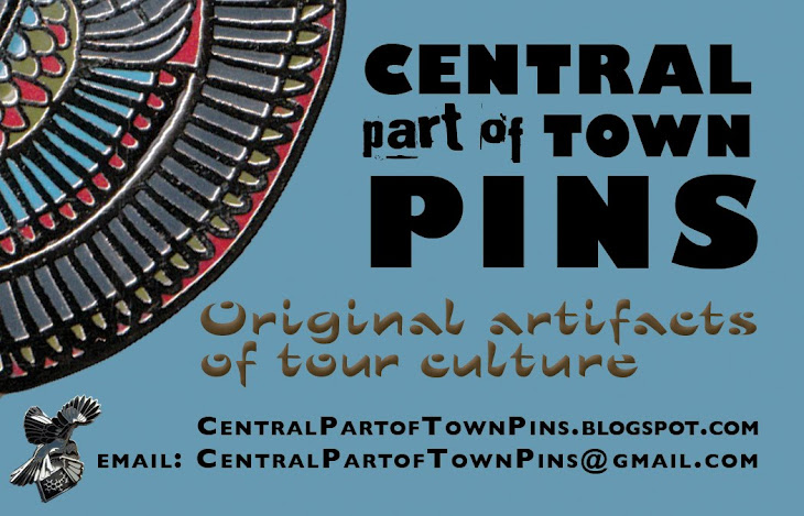 Central Part of Town Pins