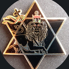 Lion of Juda and Star of David