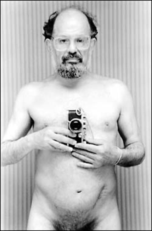 Allen Ginsberg: Önarckép