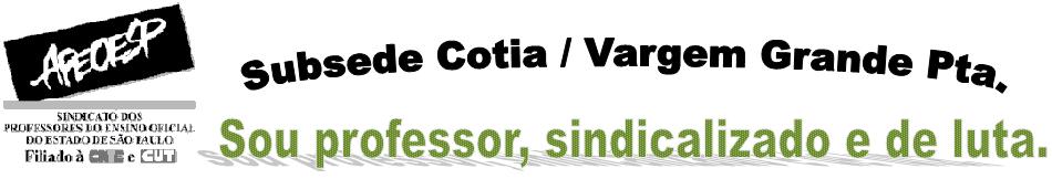 Subsede Cotia/Vargem Grande Pta.