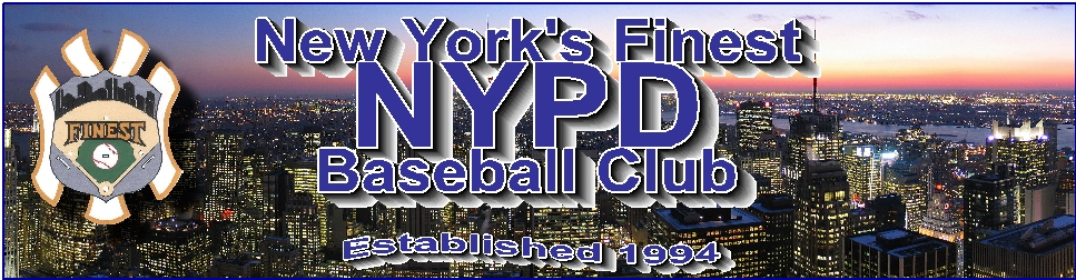 NYPD Baseball