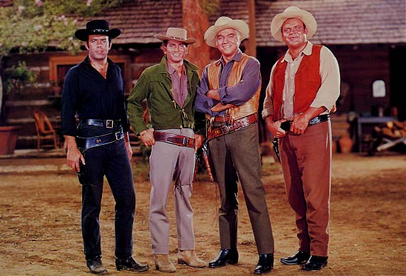 Bonanza - the Cast