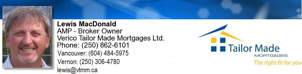 Kelowna Mortgage Blog
