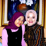 Sahabatku Marissa Haque & Risya Anakku
