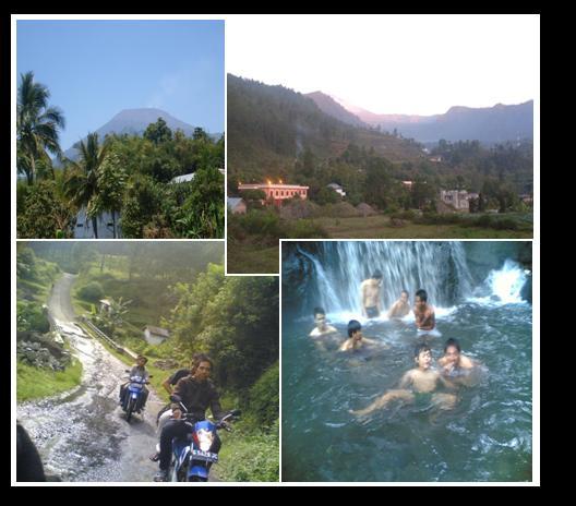 Wisata Taman Guci