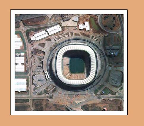 Stadion di Johannesburg