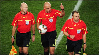 Howard Webb wasit final Piala Dunia