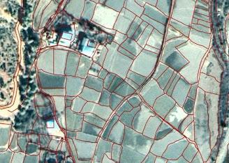 Peta Penatagunaan Tanah