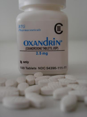 oxandrin btg