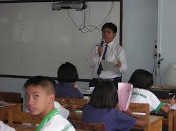 การปฏิบัติการสอนในสถานศึกษา