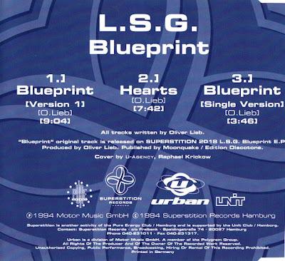 trance lsg blueprint urban 1994 blueprint blueprint version 1 malvernweather Images