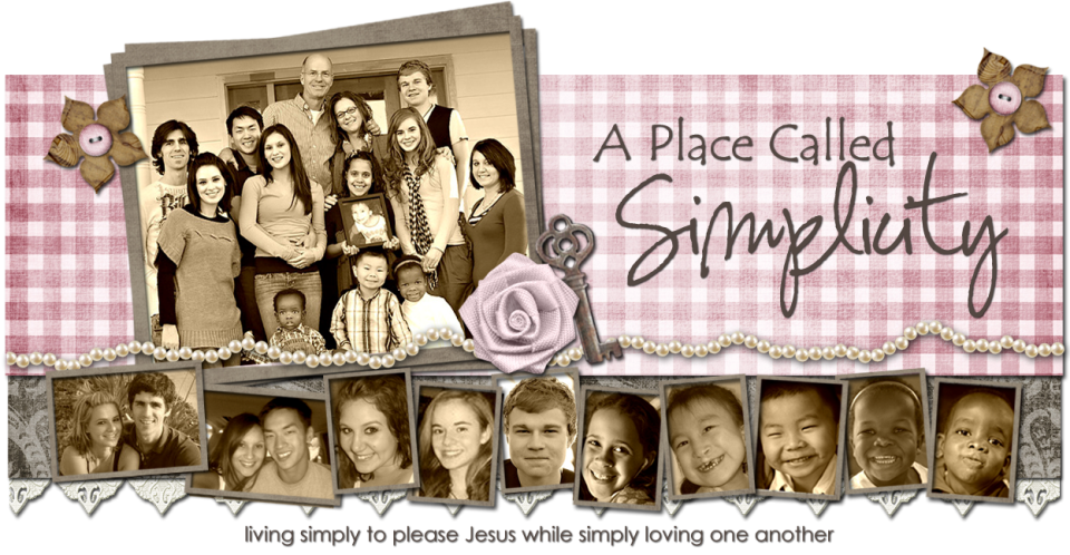 A Place Called Simplicity
