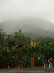 Mount Arenal Volcano