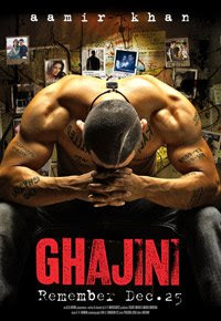 Ghajini (2008) video Songs