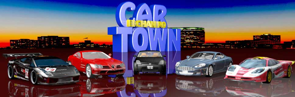 Download Car Town Templates