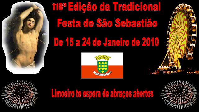 Vem aí a 118ª Festa de São Sebastião