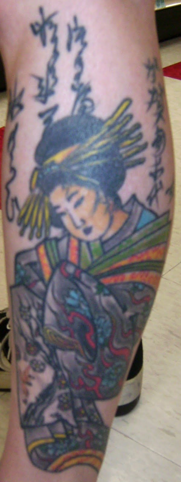 Tattoosday a tattoo blog mike norma share some of for Best tattoo artist in fort worth