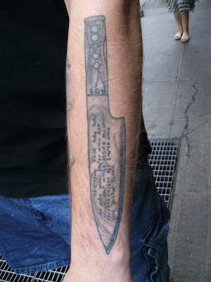 Labels: Dagger and Knife Tattoo Picture Design, dagger tattoo, knife tattoo