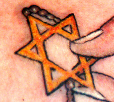 design your own cross tattoo star of david tattoo pics