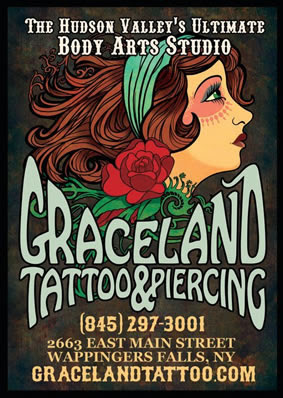Tattoosday a tattoo blog october 2010 for Great falls tattoo shops