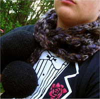 Ball n Chain Scarf