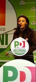Valentina LA SUA PIU' BELLA ESPERIENZA POLITICA