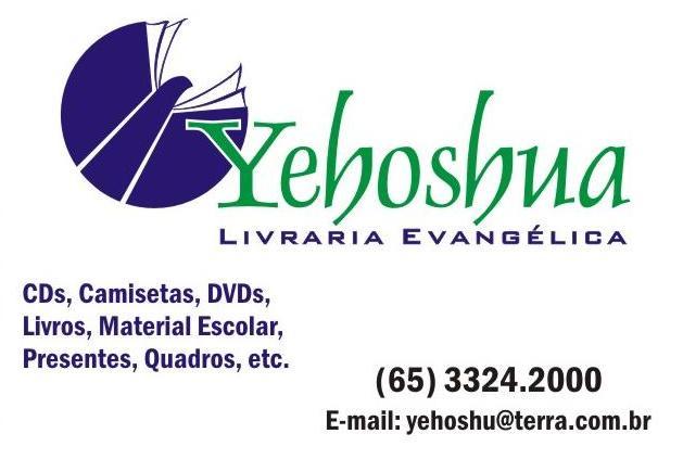 Yehoshua Livraria Evangélica