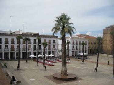 Pza. Constitución, Manzanares.
