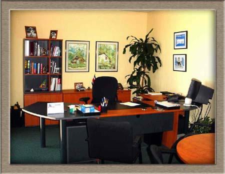 Arq feng shui feng shui en la oficina trucos y secretos - Decoracion oficina pequena ...