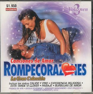 Coleccion Rompecorazones Vol.3 Vol+03-1