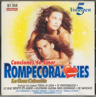 Coleccion Rompecorazones Vol.5 Vol+05-1
