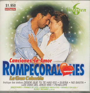 Coleccion Rompecorazones Vol.6 Vol+06-1
