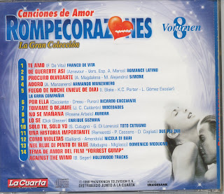 Coleccion Rompecorazones Vol.8 Vol+08-2