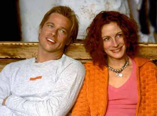 Julia Roberts says Brad Pitt is a great boss to work under